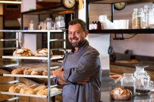 Profession boulanger