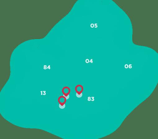 Carte localisation