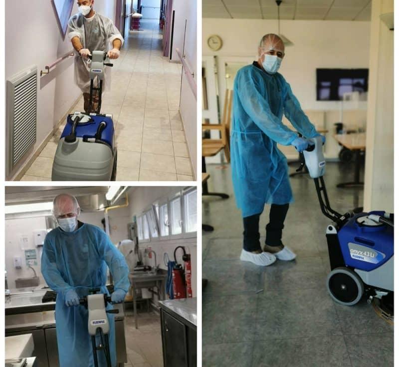 La désinfection par bio nettoyage