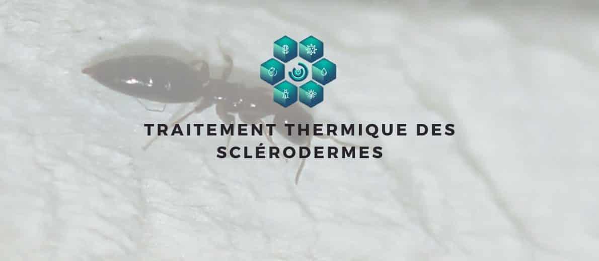 traitement des sclérodermes